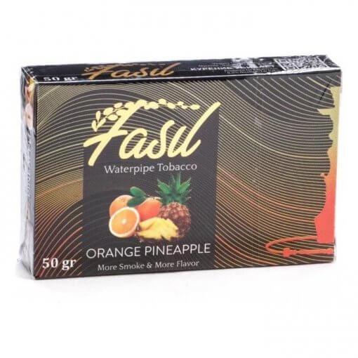 Табак Fasil Orange Pineapple (Апельсин Ананас)