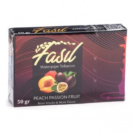 tabak fasil peach passion fruit