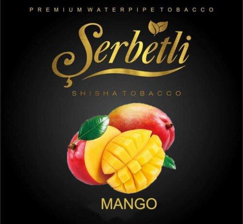 Табак Serbetli Манго 50 грамм