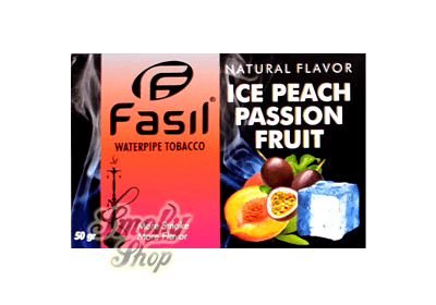 Табак Fasil ice peach passion fruit
