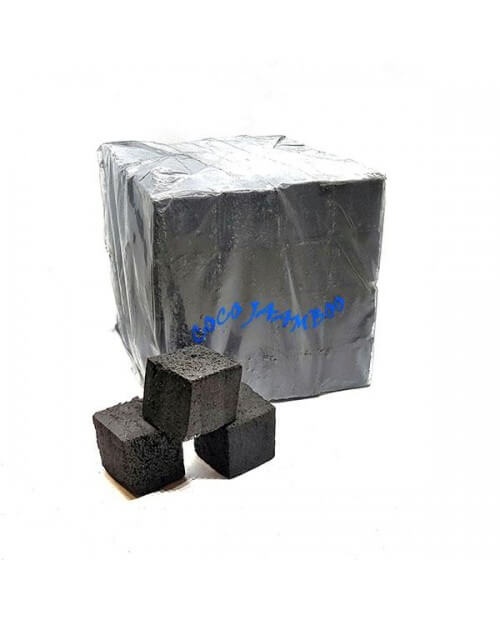 Кокосовый уголь Coco Jamboo (64 шт)
