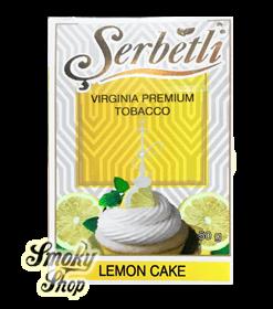 Табак Serbetli Lemon Cake