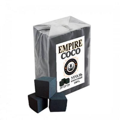 Кокосовый уголь Empire Coco 72шт