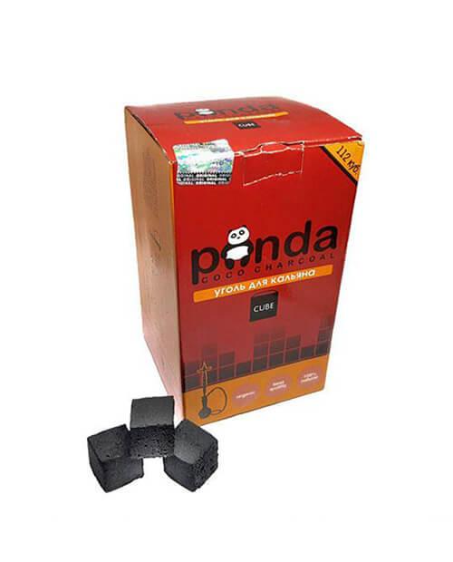Кокосовый уголь Panda Cube (96 шт)