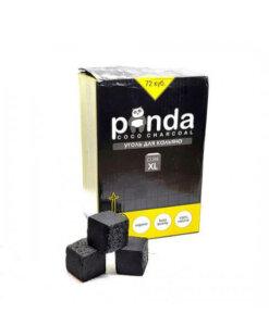 Кокосовый уголь Panda Cube XL (72  шт)