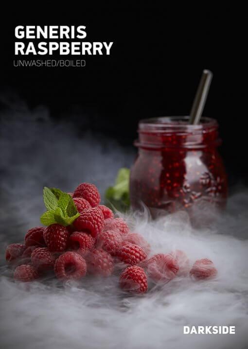 Табак Dark Side Generis Raspberry (Medium) 100 грамм