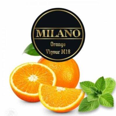 Табак Milano Orange Vigouer M18