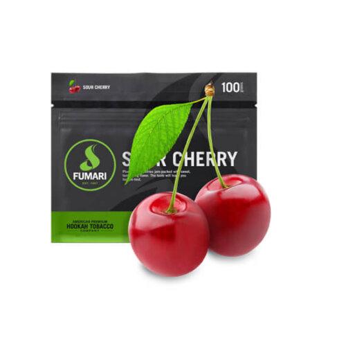 Табак Fumari Sour Cherry - Кислая вишня