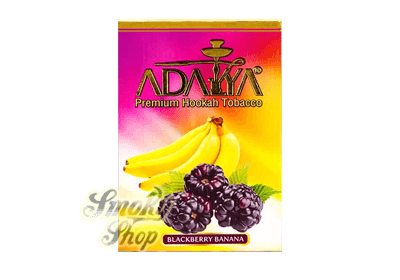 Табак Adalya Blackberry Banana (Ежевика Банан)