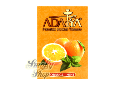 Табак Adalya Orange Mint (Апельсин Мята)