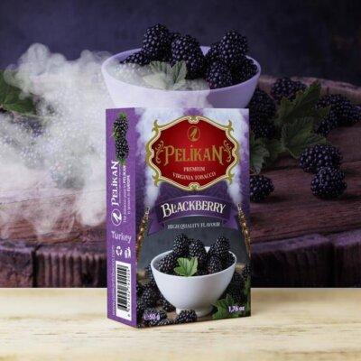 Табак Pelikan Blackberry