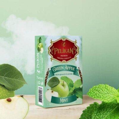 Табак Pelikan Green Apple