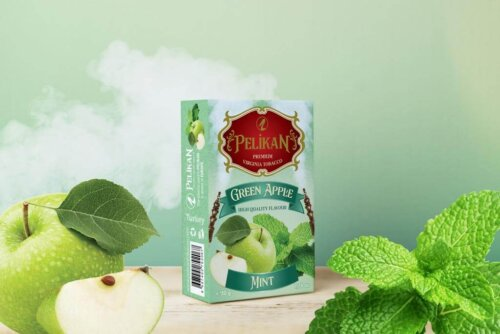 104 greenapple mint 50g