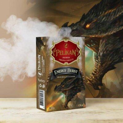 Табак Pelikan Energy Burst