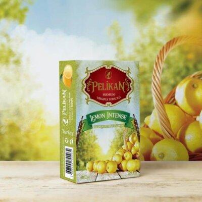 Табак Pelikan Lemon Intense