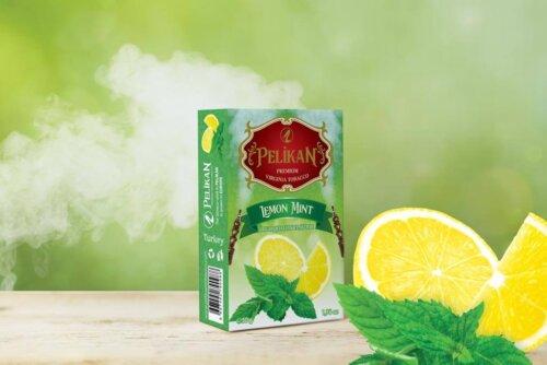 50 lemon mint 50g