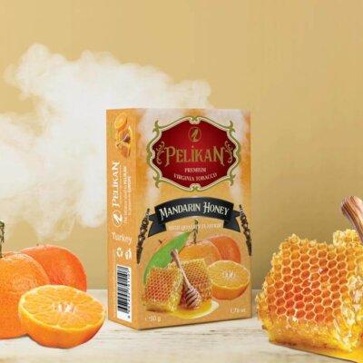 Табак Pelikan Mandarin Honey