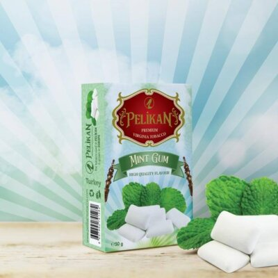 Табак Pelikan Mint Gum