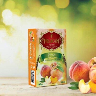Табак Pelikan Peach