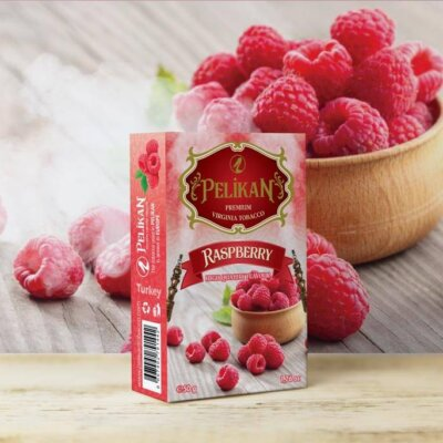 Табак Pelikan Raspberry