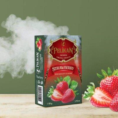Табак Pelikan Strawberry