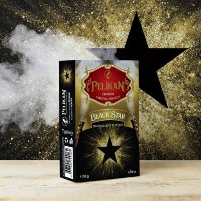 Табак Pelikan Black Star