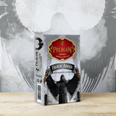 Табак Pelikan Black Angel