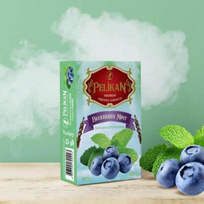 Табак Pelikan Blueberry Mint