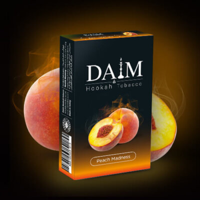 Табак daim peach madness 50 грамм