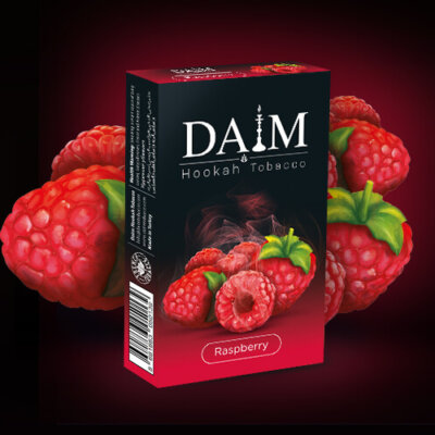 Табак Daim Raspberry 50 грамм