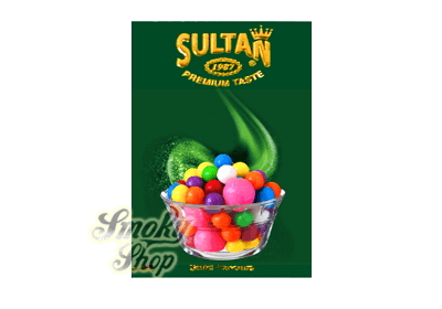 Табак Sultan Bubbly Gum Fruit