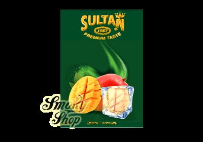 Табак Sultan Ice mango