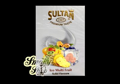 Табак Sultan Ice multi Fruit