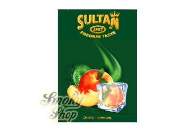 tabak sultan ice peach