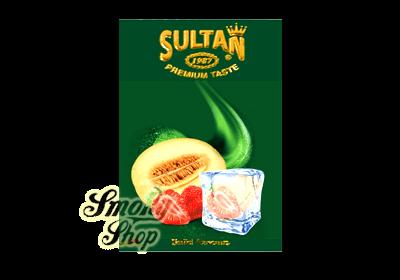 Табак Sultan Ice Strawberry Melon