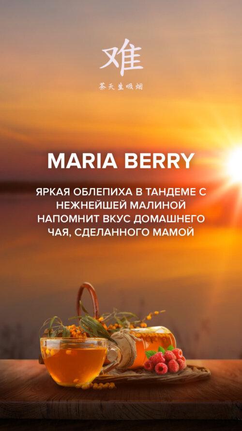 Чайная смесь 4-20 Maria Berry