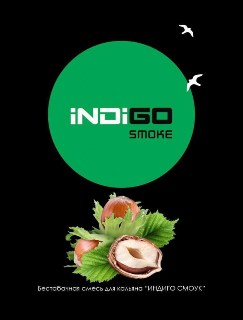 Чайная смесь Indigo Smoke Орех (Nutzzz, 100 грамм)