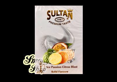 Tabak Sultan Ice Passion Citrus Blast