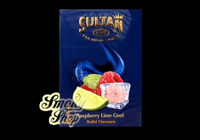 Tabak Sultan Raspberry Lime Cool
