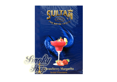 Tabak Sultan Strawberry Margarita