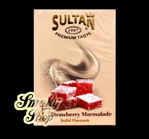Tabak Sultan Strawberry Marmelade