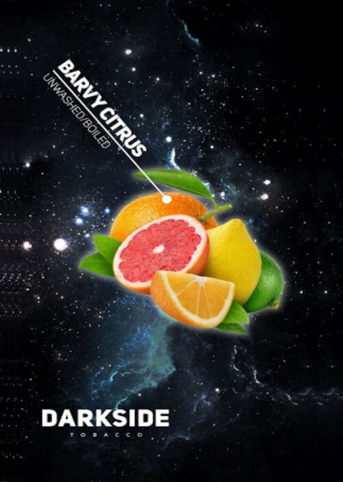 Tabak Dark Side Barvy Citrus