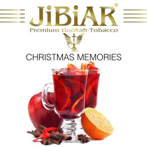 jibiar christmas memories 100 gramm