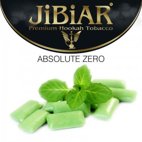 Табак Jibiar Absolute Zero