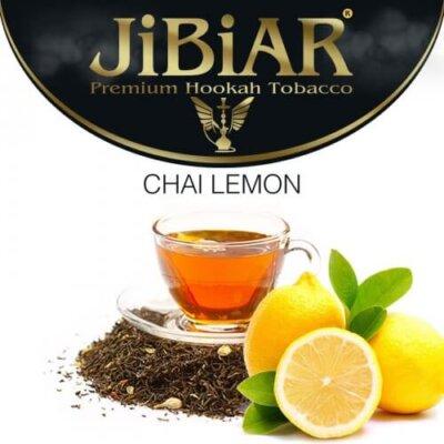 Табак Jibiar Chai Lemon