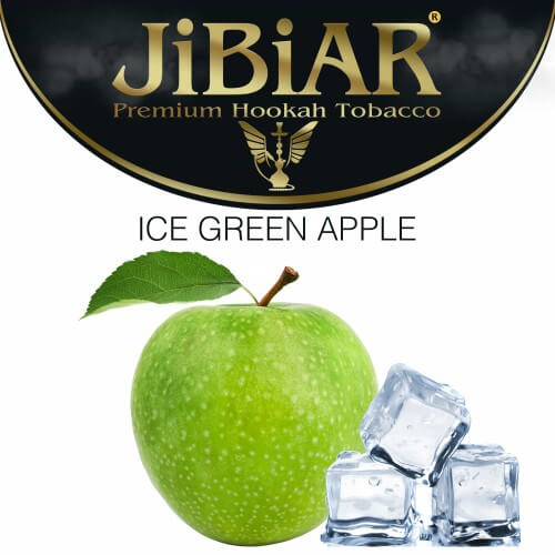 Табак Jibiar Ice Green Apple
