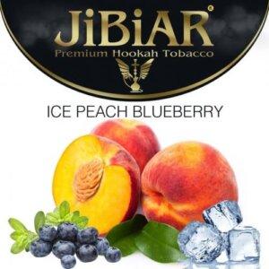 Табак Jibiar Ice Peach Blueberry