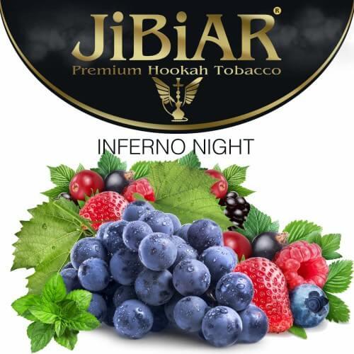 Табак Jibiar Inferno Night