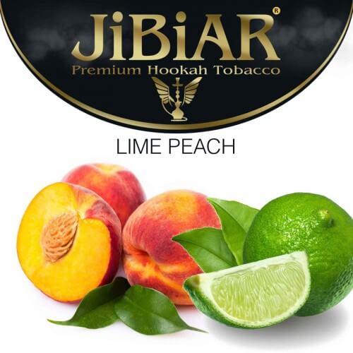 Табак Jibiar Lime Peach