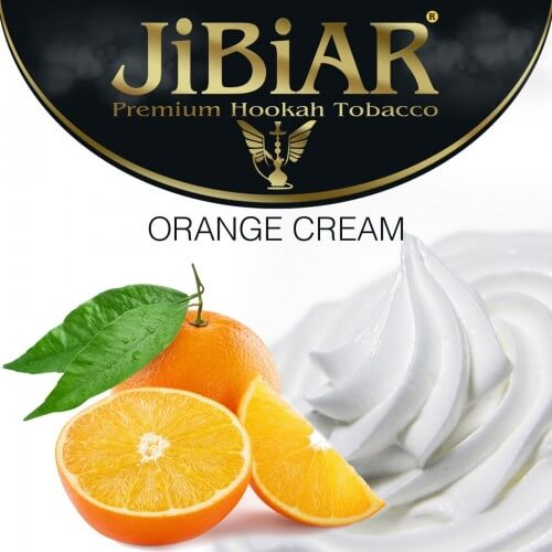 tabak jibiar orange cream